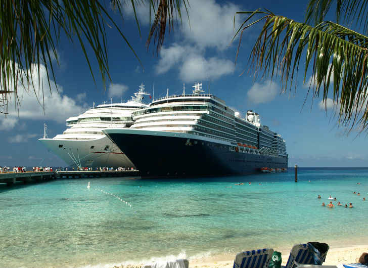 Sail Away Aboard These Top 3 Luxury Cruise Ships