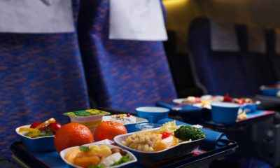 Travel Guru Reveals Why You Should Never Eat on a Plane