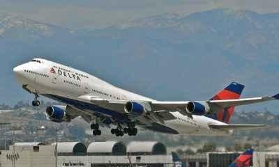 Delta Announces 747 Farewell Tour