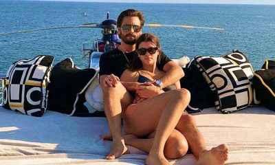 Scott Disick and Sofia Richie Get Cozy in Mexico