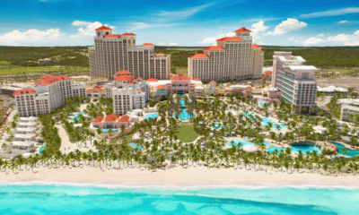 "Luxurious Bahamas Resort Hiring ""Chief Flamingo Officer"""