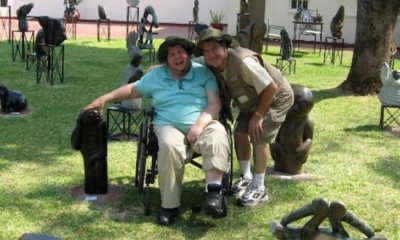 Man Ignores Doctor's Advice to Place Wife in Nursing Home – Travels the World Instead!