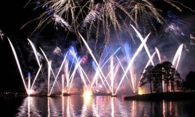 "Disney Axing Epcot's ""Illuminations"" Show"