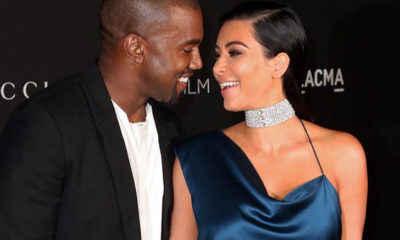 Kim and Kanye Soak Up the Sun in Bali