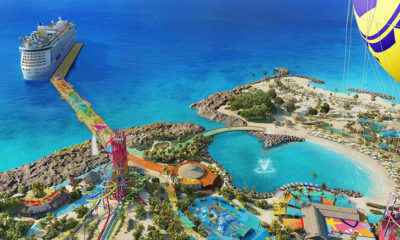 Royal Caribbean Opens $250 Million Private Tropical Island