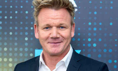 Celebrity Chef Gordon Ramsay Gets Ready to Embark on a Global Adventure