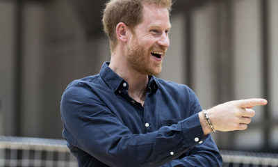 No First Class for Harry! Royal Prince Joins Economy Passengers on International Flight