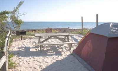 Top Five Camping Sites in Florida