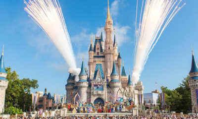 "Cinderella's Castle Undergoing ""Royal"" Makeover"