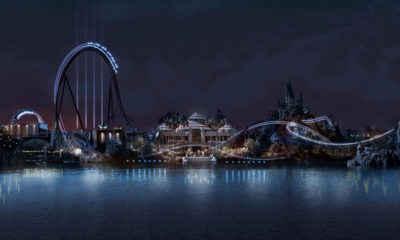 Universal Orlando Unveils Spine-Chilling New Rollercoaster