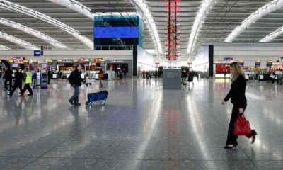 Paris Tops Heathrow as Europe's Busiest Airport