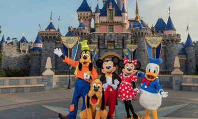 California's Disneyland Announces Reopening Date